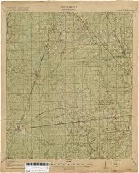 Map Of Lakeland Florida by