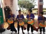 การแสดงรำกลองยาว ดนตรีพื้นบ้านโรงเรียนบ้านเขานางสางหัว - GotoKnow