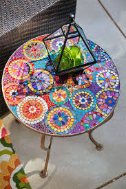 Patio Accents by Best 25 Mosaic Tiles Ideas On Pinterest Tile Tables Mosaic