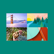 imagery style material design