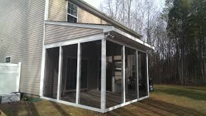 Screen Porch Roof by Archadeck Of Charlotte Decks Screen Porches Sun Rooms