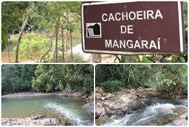 Cachoeira de Mangarai em Santa Leopoldina - É Logo Ali