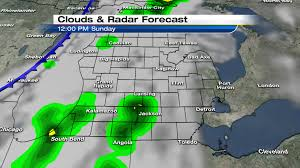 Map Of Detroit Metro Airport by Metro Detroit Weather Storms May Impact Part Of The Weekend