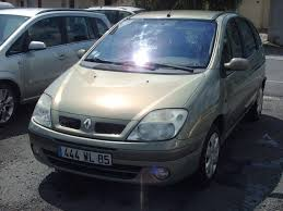 used renault scenic of 2002 233 000 km at 2 300 u20ac