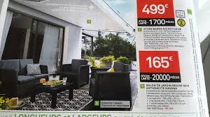 Table Ronde De Jardin Ikea by Dimension Salon De Jardin Havana Leroy Merlin U2013 Qaland Com