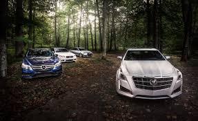 Audi 6 Series Price 2014 Cadillac Cts 3 6 Vs Audi A6 Bmw 535i Mercedes E350