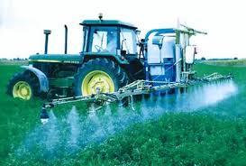 Contaminación por la Agricultura