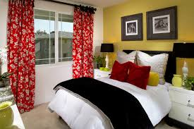 nice red black and gold bedroom 29 in home decoration planner with