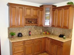 Corner Wall Cabinet Kitchen Picture Of A Double L Shaped Kitchen Amazing Perfect Home Design