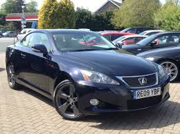 lexus is250 f sport for sale uk lexus is 250 2 5 se l 2dr for sale at cmc cars near brighton