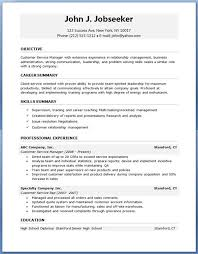 Objectives For Resumes Examples by General Job Resume Objective Examples Ecordura Com