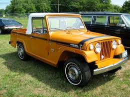 jeepster commando wikipedia