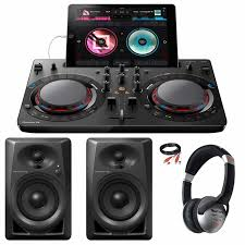 pioneer home theater pioneer ddj wego4 k compact dj software controller black with dm