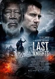 Los últimos caballeros (The Last Knights)