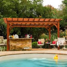 Custom Gazebo Kits by Traditional Wood Pergolas Country Lane Gazebos