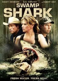 El tiburón del pantano (Swamp Shark)