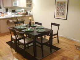 hanging dining room table