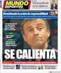 روزنامه موندو دیپورتیوو با