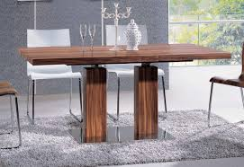 Contemporary Dining Room Sets The Material And The Composition Of Dining Table Bases Beauty