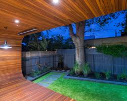 Modern Backyard Design With Worthy Cool Modern Backyard Ideas - Contemporary backyard design ideas