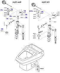 Kohler Toilet Seat Replacement Parts Kohler Toilet Replacement Parts Flapper Motor Repalcement Parts And