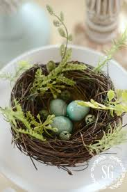 Easter Decorations For Home How To Decorate For Spring After Easter Stonegable