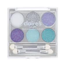 icy blue eye glitz palette claire u0027s us