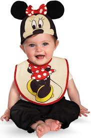 clearance infant halloween costumes minnie mouse bib and hat baby costume mr costumes