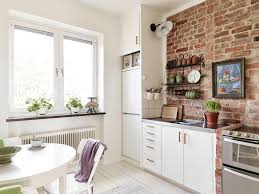 kitchen cute cream brick kitchen wall tiles with white solid