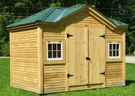 Backyard Storage Building by Wood Tool Sheds Backyard Storage Shed Tool Sheds For Sale