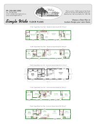 excellent design ideas 4 fleetwood mobile home floor plans 2