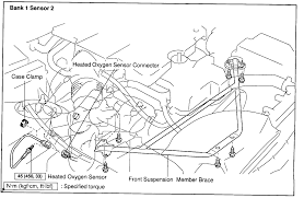 lexus rx330 catalytic converter replacement lexus gs300 i have a bad o2 sensor after the catalyc converter