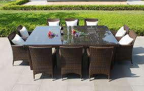 Wicker Outdoor Furniture Sets by Outdoor Wicker Dining Set Wicker Outdoor Dining Furniture