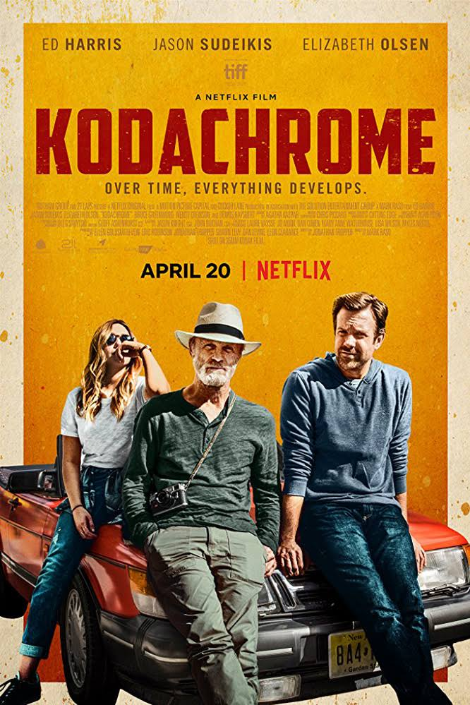 Kodachrome Movie on Netflix