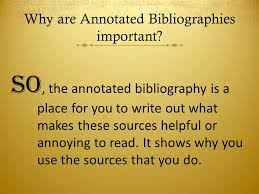 Top    Effective Tips for Writing an Annotated Bibliography Timmins Martelle Check the index