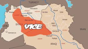 Iraq Syria Map by Stunning Map Shows Just How Much Of Iraq And Syri Clickhole