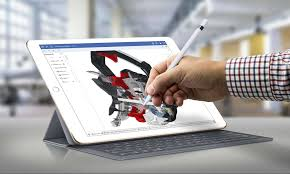 create detailed 3d models with this amazing cad app for ipad pro