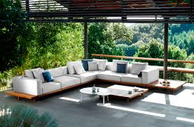 Modern Outdoor Sofa by Modern Hospitality Furniture Outdoor B 80 Jpg In Outdoor Sofa