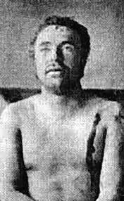 Death photo of Clell Miller