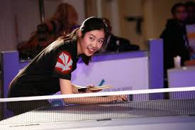 Topspin Table Tennis by Shirley Fu Photos Photos Zimbio