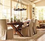 Furniture Idea : Lovely Outdoor Dining Room Decors Ideas. Chic ...
