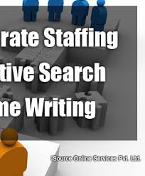 Corporate Staffing  Executive Search  Resume Writing  CV Writing service  Career services