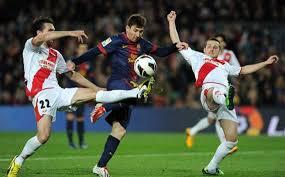 pertandingan  Barcelona vs Rayo Vallecano