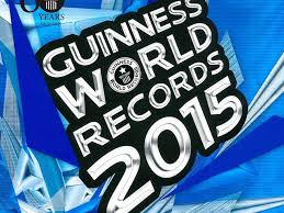 Image result for guinness book of world records 2015
