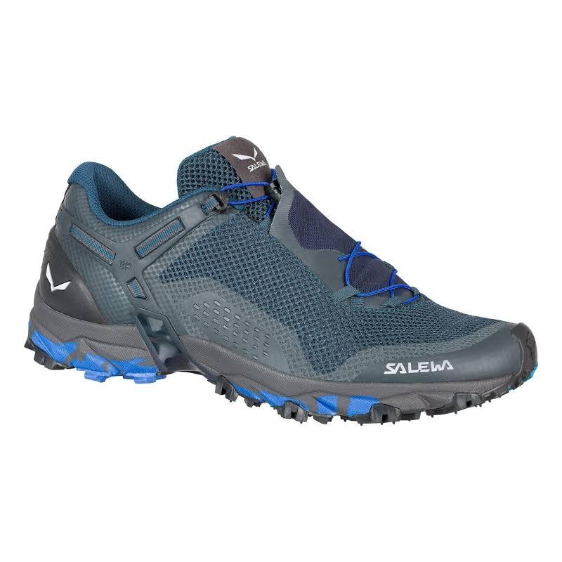 Salewa Ultra Train 2 Hiking Shoes Dark Denim/Royal Blue 10 US 00-0000064421-3424-10