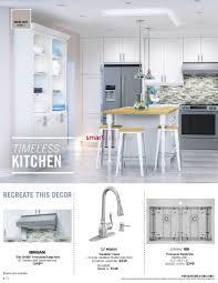 rona kitchen catalogue september 15 to october 9