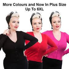 Plus Size Cropped Cardigan V Neck Cropped Cardigan Ebay