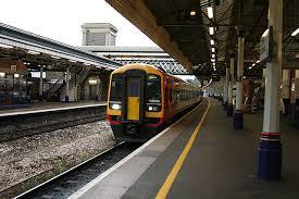 Exeter St David's railway station