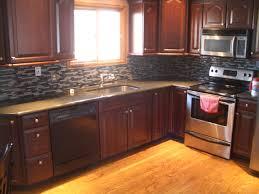 White Tile Kitchen Backsplash 100 Black Glass Tiles For Kitchen Backsplashes Kitchen