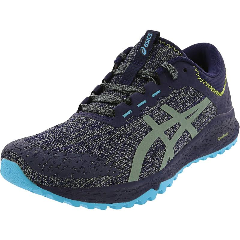 ASICS Alpine Xt Trail Shoes Grey- Womens
